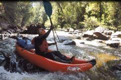 Passage en kayak