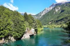 Futaleufu river CHILI janvier 2020