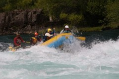 En rafting