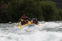En rafting sur la Futaleufu River